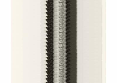 Melanie Willhide, Larry's Lips, 2011, Archival pigment print, 30 × 28 inches