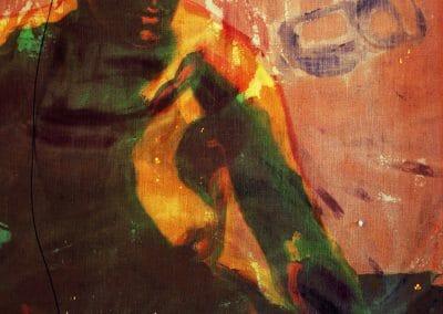 Melanie Willhide, Green Girl, 2016, Archival pigment print, 32 x 26 inches