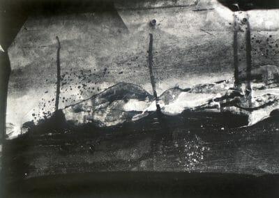 White, Minor, Untitled, 1954, Gelatin silver print, 7 × 9 3/8 in. (17.8 × 23.8 cm)