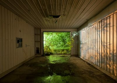 Mark Lyon, Defunct (Summer), Newburgh, NY, 2013, Archival pigment print; 24 × 36 in/61 × 91.4 cm, edition of 5 + 1AP; 16 × 24 in/40.6 × 61 cm, edition of 10 + 2AP