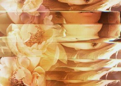 Melanie Willhide, Ellie, 2014, Archival pigment print 22 × 19 1/2 inches