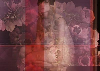 Melanie Willhide, The Common Bride, 2014, Archival pigment print, 42 x 37 inches