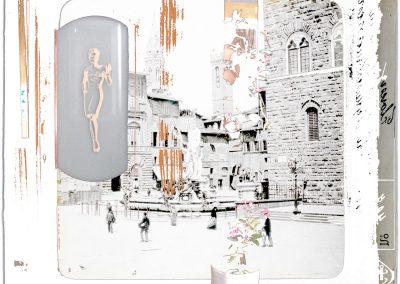Firenze Bari, 2014, Ultrachrome K3 pigment inkjet print, 16 53/100 × 23 39/100 inches, Edition of 5 + 2AP