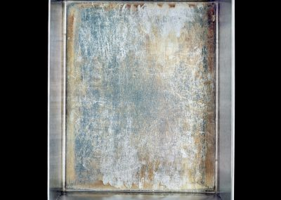 Builder Levy's Developer Tray, 2010, Framed pigment print mounted