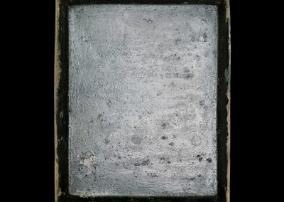 John Draper's Developer Tray, 2010, Framed pigment print mounted