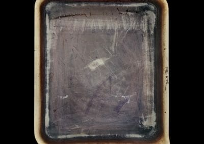 John Cyr, Emmet Gowin's Developer Tray, 2010, Pigment print