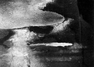 Aaron Siskind, Chicago Facade, c. 1950, Gelatin silver print, 13 1/4 x 7 7/8 inches