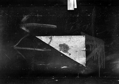 Aaron Siskind, Gloucester 1, 1944, Gelatin silver print, 20 x 24 inches