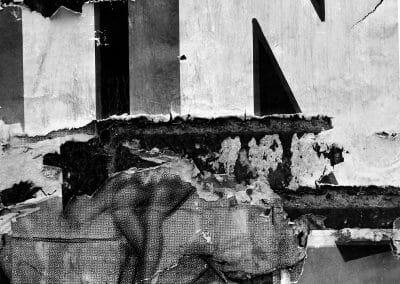 Aaron Siskind, North Carolina 30, 1951, Gelatin silver print, 18 × 13 1/4 inches