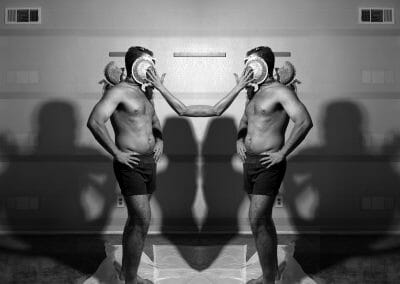 Willhide, Melaine. The Projective Test, 2011. Archival pigment print, 28 x 30 in. (71.1 x 76.2 cm)