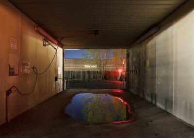 Mark Lyon, Wash n Vac, Harrington, DE , 2017, Archival pigment print, 16 x 24 & 24 x 36 inches