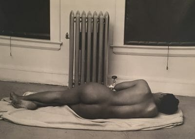 Bill Witt, Sleeping Nude, 1947, Gelatin silver print, 10 1 /4  x 13 1/2 in., contact gallery for price