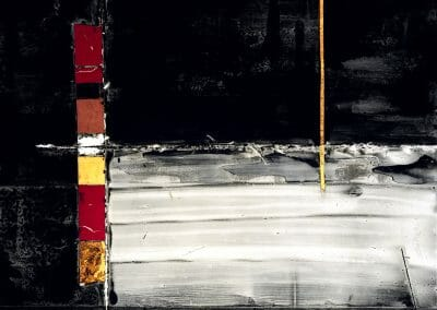 "Amy Finkelstein, Untitled, 1, 2017, C-print from 8 x 10 negative, 25"" x 34"""