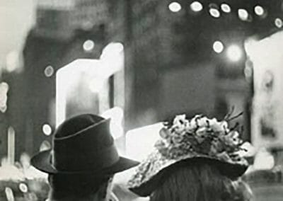 Louis Faurer, Untitled, 1947, Gelatin silver print, Printed in 1981 by photographer, 14 in x 11 in, contact gallery for price