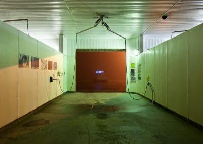 Mark Lyon, Diamond, New Paltz, NY, 2012, Archival pigment print, 16 x 24 & 24 x 36 inches