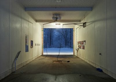 Mark Lyon, Super Sudz, New Windsor, NY, 2014, Archival pigment print.