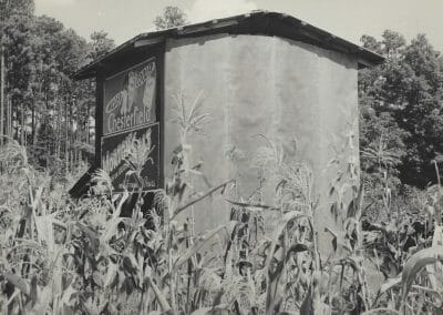 """Rosalie Gwathmey, Rocky Mt. N.C., 1943, Vintage silver gelatin print, 6 x 9 1/2 in., Photographer's signature and title in pencil, Photographer's N.Y.C. stamp, annotated """"PF106796"""" in pencil on verso."""