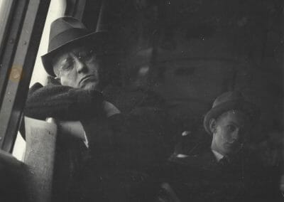 Edmund Teske, Chicago, 1938, Vintage silver gelatin print, 9 5/8 x 7 1/4 in., Photographer's signature, title, and date in pencil on verso.