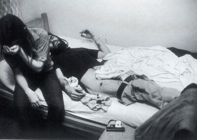 Larry Clark, Untitled, 1972, Gelatin silver print, 8 1/2 x 5 3/4 inches